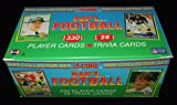 1989 Score Football Complete Mint 330 Card Factory Set. This Set Is Loaded with Rookie Cards Including Barry Sanders, Troy Aikman, Cris Carter, Deion Sanders... rookie card picture