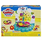 Play-Doh Kitchen Creations Sprinkle Cookie Surprise Play Food Set with 5 Non-Toxic Colours
