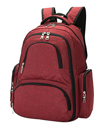 isuperb bolso cambiador Bolso cambiador Mochilas Baby Backpack Diaper Bag...