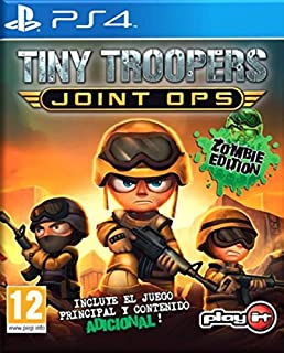 Tiny Troopers: Joint Ops - Zombie Edition