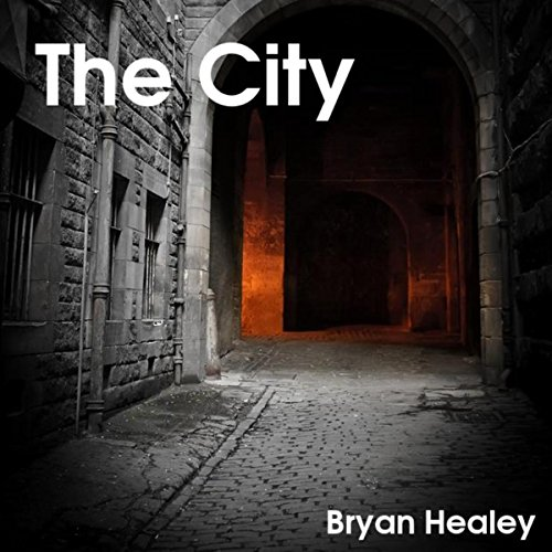 The City audiobook cover art