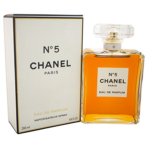 Chanel 5 di Chanel - Eau de Parfum Edp - Spray 200 ml.
