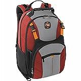 Swiss Gear Sherpa 16' Laptop Backpack Travel School Bag - Red