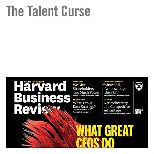 The Talent Curse cover art