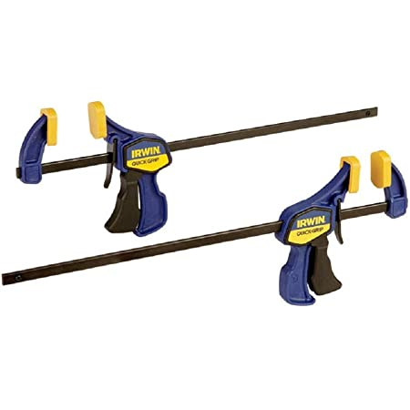 6-Inch One-Handed 4-Pack - New Quick-Grip Clamps Mini Bar