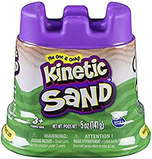 Kinetic Sand- Single Container- 5oz- Green