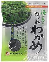 ヤマナカフーズ 韓国産カットわかめ 27g×5袋