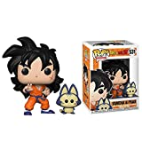 Funko Pop Dragonball - Yamcha & Puar #531 Vinyl 3.9inch Animation Figure Anime Derivatives,Multicolo...