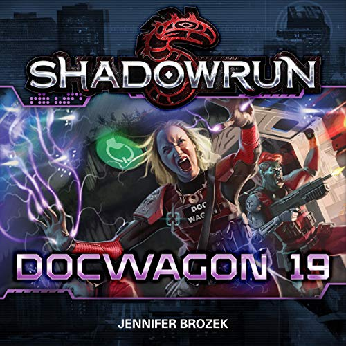 Shadowrun: DocWagon 19  By  cover art