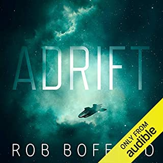 Adrift                   By:                                                                                                                                 Rob Boffard                               Narrated by:                                                                                                                                 Katie Scarfe                      Length: 15 hrs and 17 mins     8 ratings     Overall 2.9