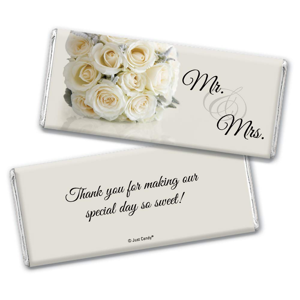 Floral Wedding Favors for Guests Chocolate 24 Today's only Coun Wrappers Louisville-Jefferson County Mall Bar