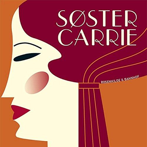 Søster Carrie 2 audiobook cover art