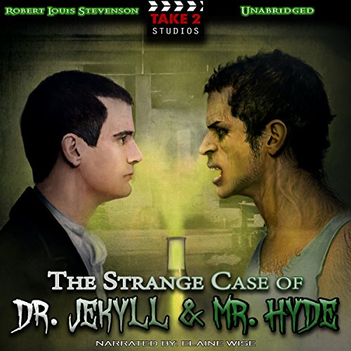 The Strange Case of Dr. Jekyll & Mr. Hyde cover art