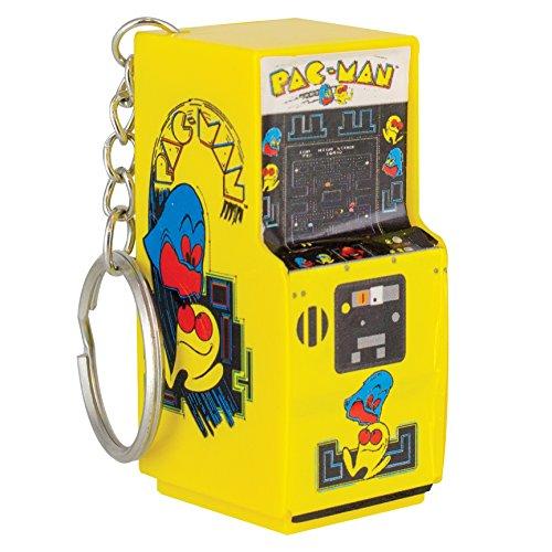 Namco Pac-Man Mini Arcade Llavero