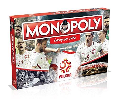 Hasbro 00529 Monopoly für Fußball-Fans, Brettspiel