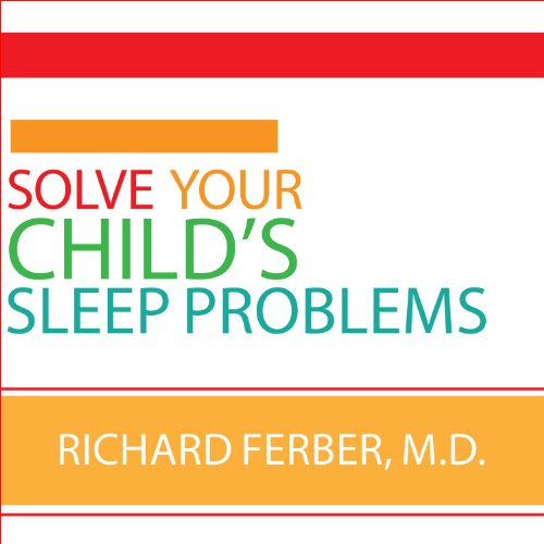 Page de couverture de Solve Your Child's Sleep Problems