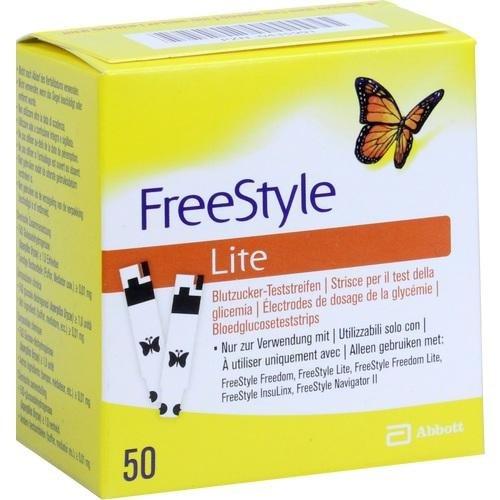 FREESTYLE Lite Teststreifen, 50 St