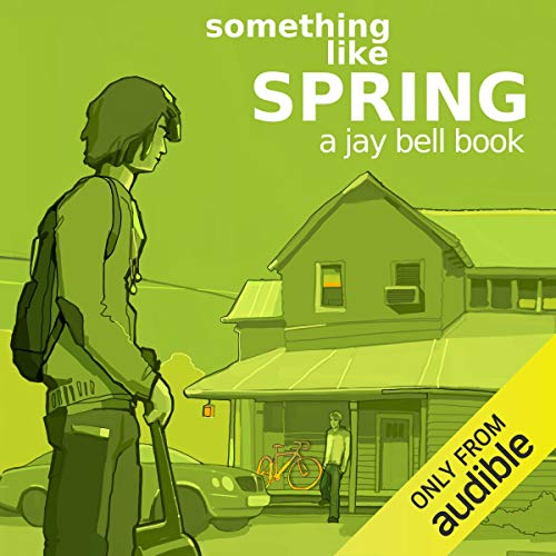 Page de couverture de Something Like Spring