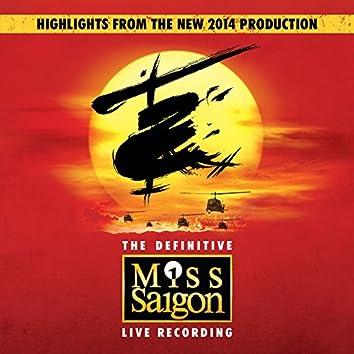 Miss Saigon: The Definitive Live Recording
