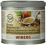 Wiberg Bio-Ursalz Mediterran 410 g, 1er Pack (1 x 0.41 kg)