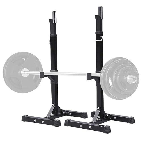 Squat and Bench Rack: Amazon com
