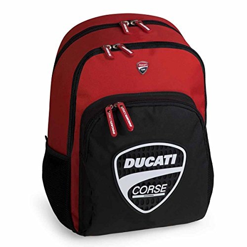 Busquets Ducati Rucksack für die Schule, doppelt, von DIS2