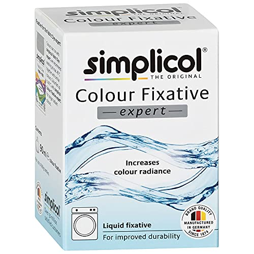 simplicol 12549 expert - Fijador para tejidos (90 ml), transparente