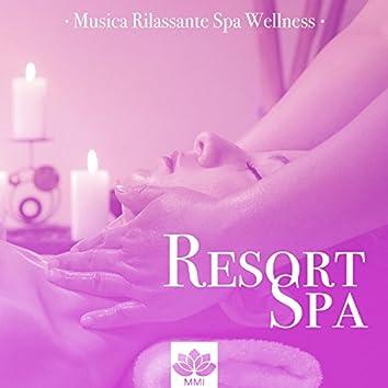 Resort Spa: Musica Rilassante Spa Wellness, Suoni della Natura, Pianoforte e Campane Tibetane