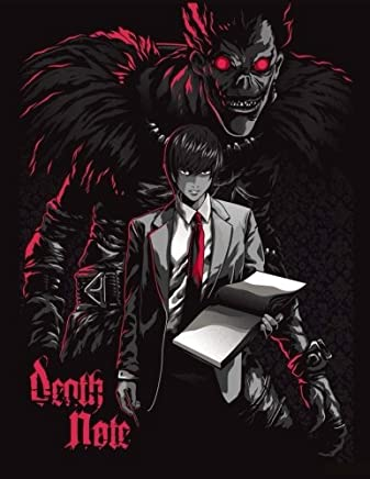 Death Note: Coloring Book with Anime