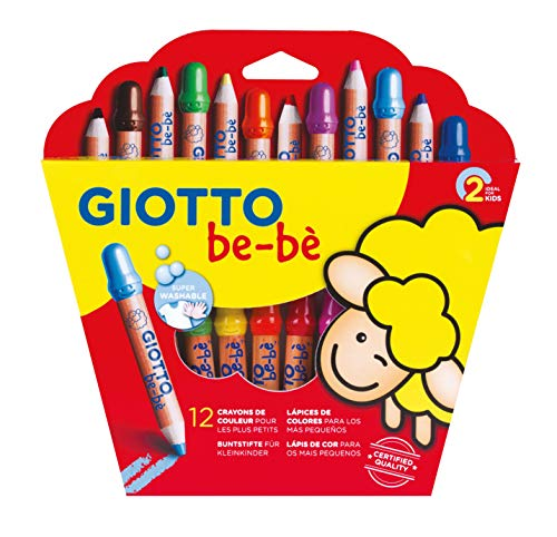GIOTTO be-bè 4697 00 Jumbo Farbstifte