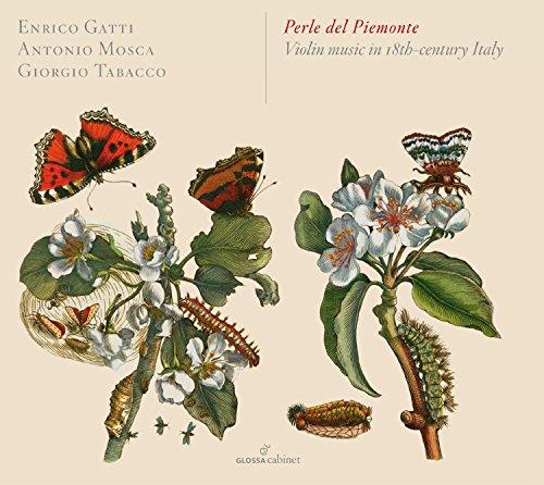 Perle Del Piemonte: Música Para Violín [S. Cabinet]