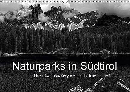 Naturparks in Südtirol (Wandkalender 2018 DIN A3 quer) Dieser erfolgreiche Kalender wurde dieses Jahr mit gleichen Bildern und aktualisiertem ... Dolomiten (Monatskalender, 14 Seiten )