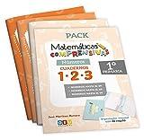 Pack Matemáticas Comprensivas 1º Primaria (Niños de 5 a 7 años)