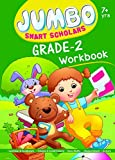Jumbo Smart Scholars- Grade 2 Workbook Activity Book (English Edition)