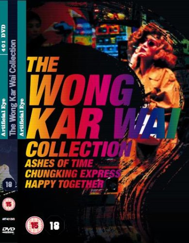 The Wong Kar-Wai Collection [1994] [Edizione: Regno Unito]