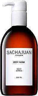 Sachajuan Body Wash Shiny Citrus for Unisex 16.9 oz Body Wash, 500 ml
