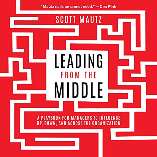 Leading from the Middle cover art