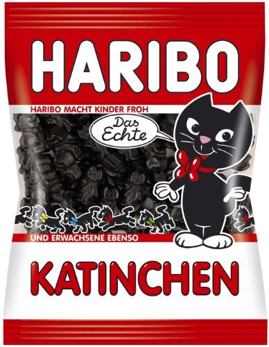 Haribo Katinchen, 6er Pack (6 x 200 g Beutel)