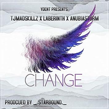 Change (Laberitnh X Anubia Storm)