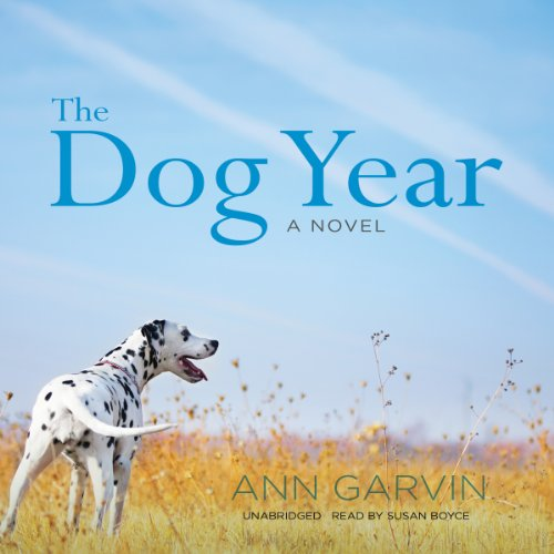 The Dog Year audiobook cover art