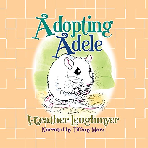 Adopting Adele audiobook cover art