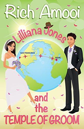 Lilliana Jones and the Temple of Groom (English Edition)