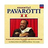 Luciano Pavarotti Album-Cover – Essential Pavarotti II