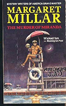 The Murder of Miranda 0394505093 Book Cover