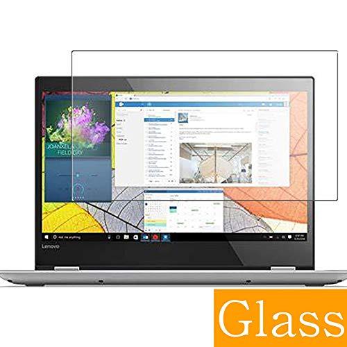 VacFun Vidrio Templado Protector de Pantalla para Lenovo Yoga 510 14' Visible Area, 9H Cristal Screen Protector Película Protectora(Cobertura no Completa)