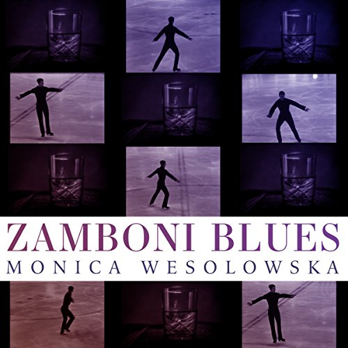 Zamboni Blues audiobook cover art