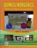 Química inorgánica: Teórico y Prácticos de Laboratorio: 4 (Química - Todo sobre esta materia en los diversos campos.)