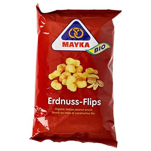 Mayka Bio Bio Erdnuss-Flips (1 x 75 gr)