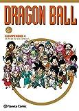 Dragon Ball Compendio nº 04/04 NE (Manga Artbooks)