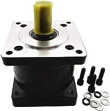 10:1 Ratio Planetary Reducer Stepper Speed Reducer for Nema 34 Stepper Motor DIY CNC Mill Lathe Router